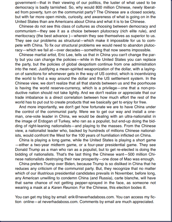 The World Is Watching US—China Foreign Policy _002